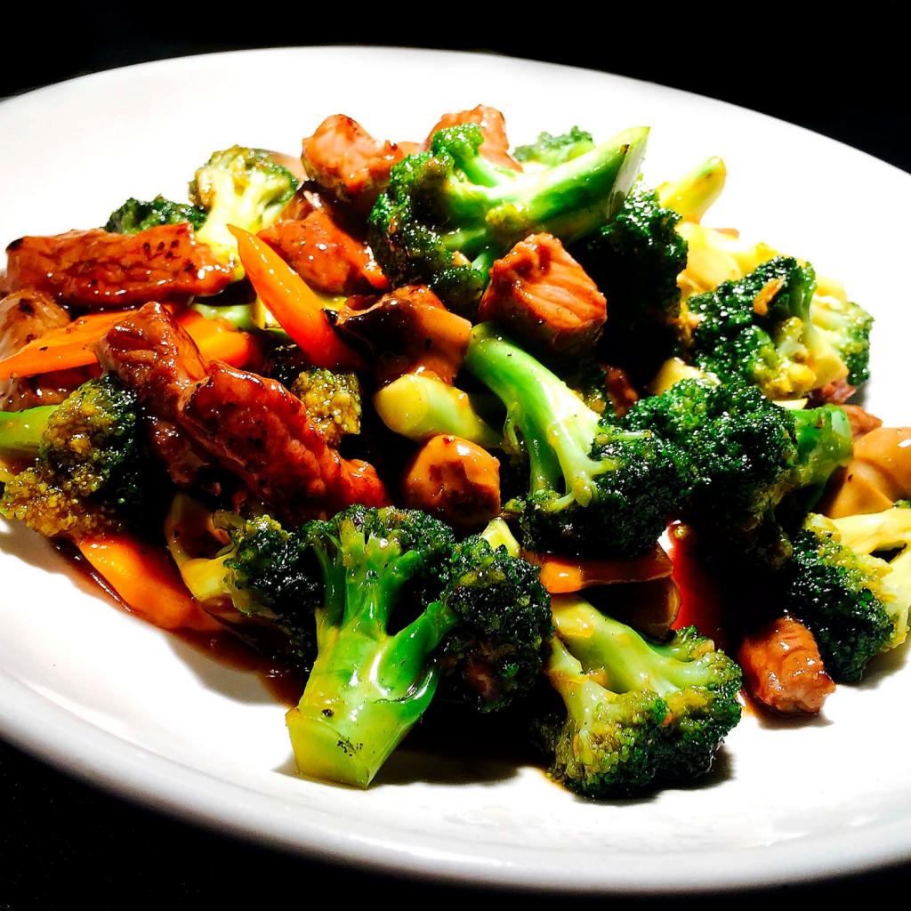 Steak-Broccoli